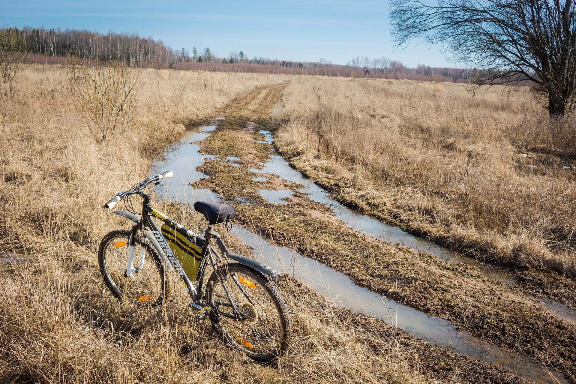自転車で旅をする