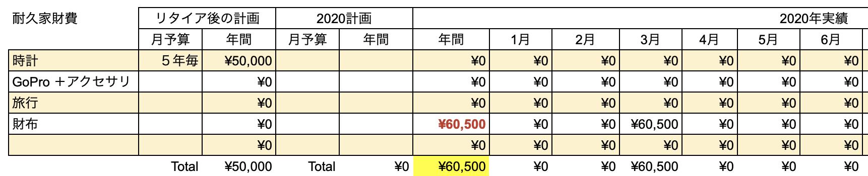 支出実績2020_06月_耐久家財費